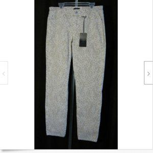 Not Your Daughter's Jeans Gray White Jeggings